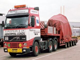 Lorry cover